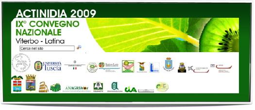 Actinidia 2009 - reportage