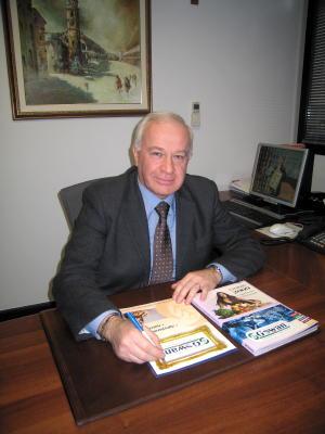 Dante Zauli, direttore generale di Gowan Italia
