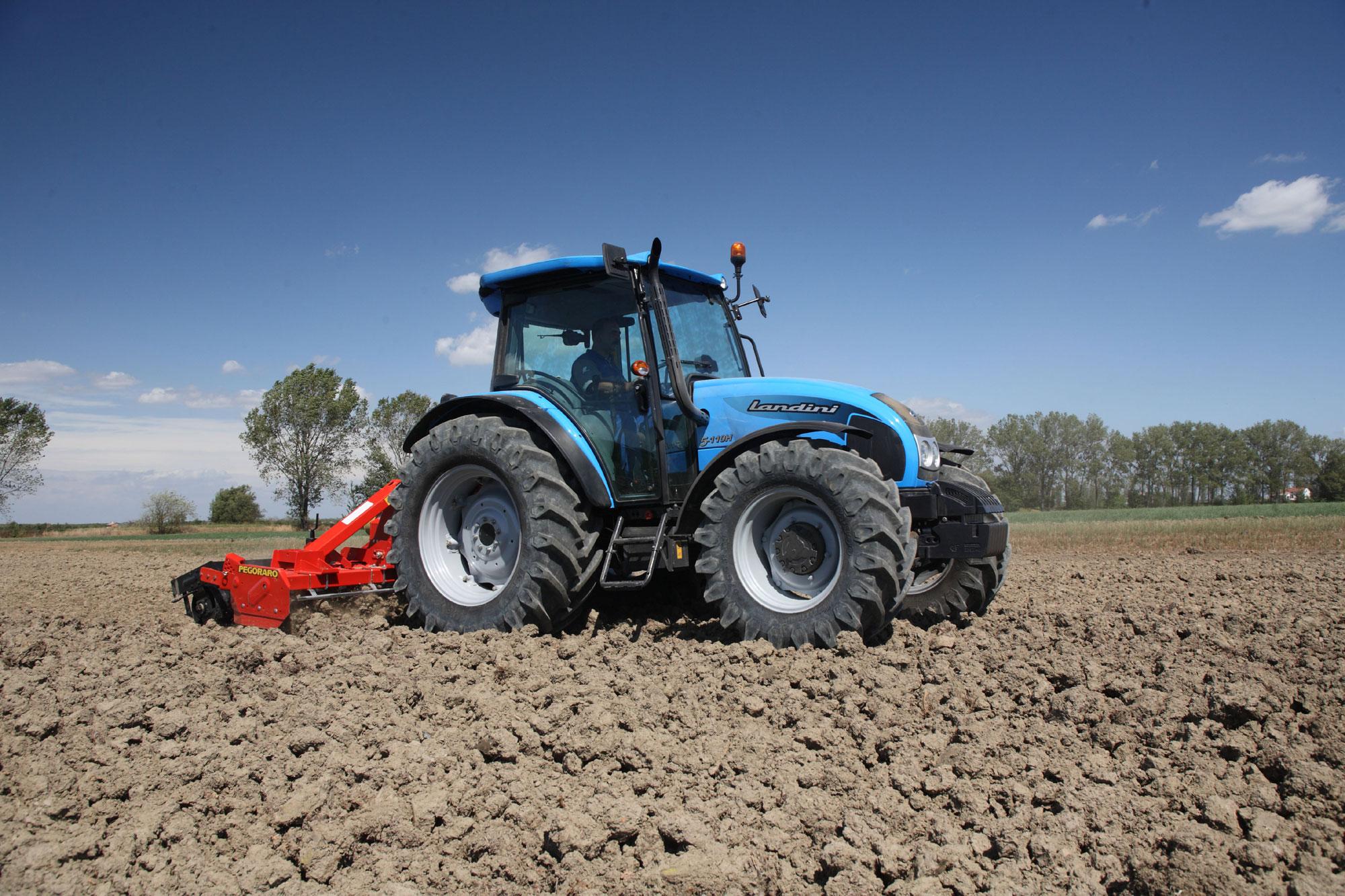 landini trattore nuova serie 5