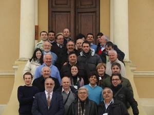 I partecipanti alle Giornate L. Gobbi