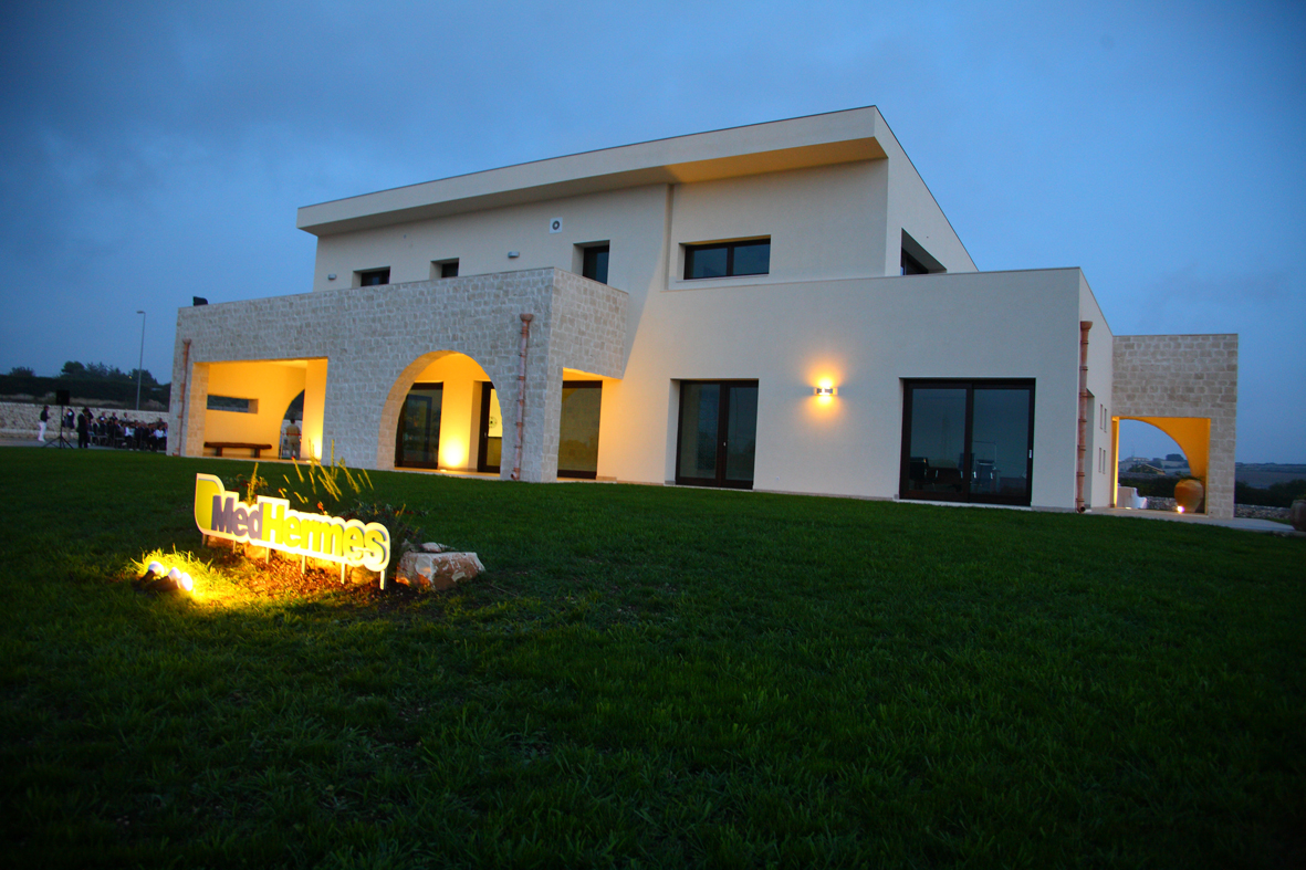 medhermes nuova sede aziendale a Ragusa