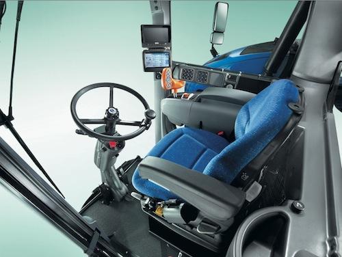 Braud 9000 per la vendemmia intelligente agronotizie for Manuale per la pulizia della cabina dell aeromobile