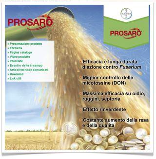 Visita il sito dedicato a Prosaro