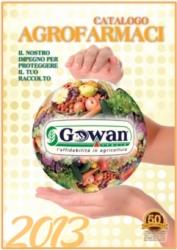Catalogo Agrofarmaci 2013 di Gowan Italia, tutte le novità