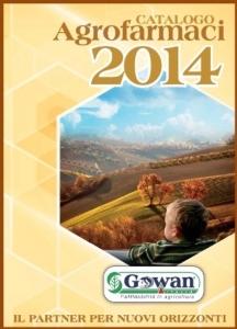 Tante novità nel nuovo catalogo Gowan Italia
