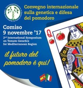 2° International Symposium on Tomato Genetics for Mediterranean Region