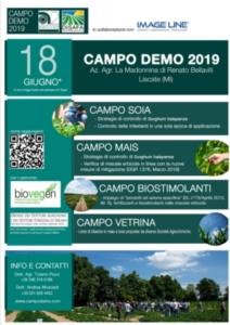 Campo demo, focus biostimolanti