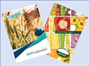 Nuovi cataloghi 2021 per Chemia e Nutriland