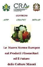 Colture minori e prodotti fitosanitari, quale futuro?