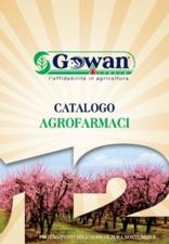 Gowan, le novità del catalogo agrofarmaci 2012