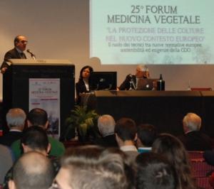 Pac, Pan e Gdo in primo piano al 25° Forum di Medicina Vegetale