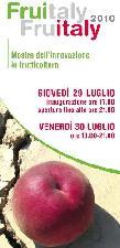 Fruitaly 2010: la vetrina dell'innovazione in frutticoltura