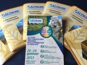 Le sfide dell'agricoltura al 7° convegno Gowan