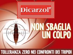 Dicarzol su cipolla: finalmente la giusta soluzione per il controllo dei Tripidi