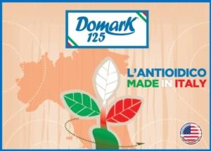 Domark 125, l'antioidico made in Italy di Gowan