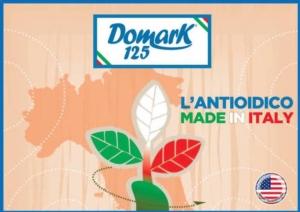 Domark 125, l'antioidico made in Italy che salvaguarda il valore delle produzioni