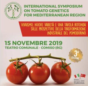 Pomodorino: genetica e trasformazione, se ne parla in Sicilia