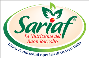 Sariaf, il marchio per la 'Nutrizione del buon raccolto'