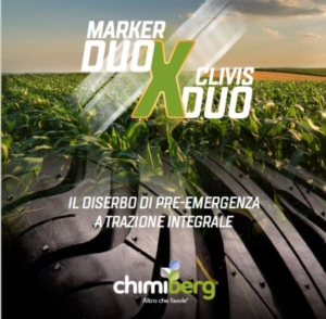 Marker duo: il diserbo di pre-emergenza a trazione integrale