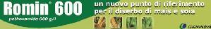 Romin® 600, per il diserbo di mais e soia