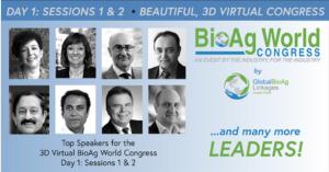 EVENTO ONLINE - Virtual BioAg World Congress: esperti a confronto sugli strumenti della gestione integrata