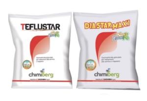 Ri-registrazione dei formulati Diastar Maxi e Teflustar