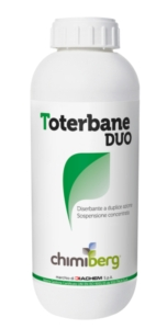 Toterbane Duo, il diserbante totale di Chimiberg