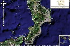 Tenuta Iuzzolini - Immagine satellitare