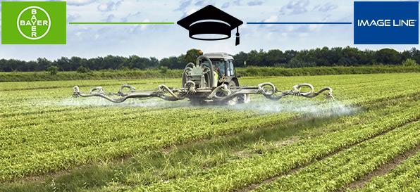 Bayer e Image Line insieme per un uso consapevole e sostenibile degli agrofarmaci