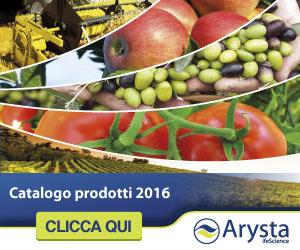Arysta Lifescience Italia, il partner dell'agricoltore moderno