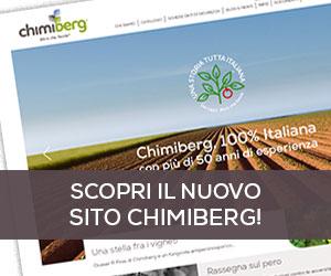 CHIMIBERG: on line il nuovo sito web