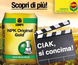 NPK Original Gold®, il grande regista della concimazione