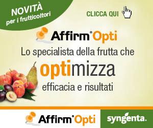 AFFIRM OPTI: l'insetticida innovativo che garantisce sicurezza di risultati