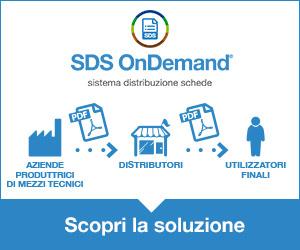 SDS ed etichette sempre aggiornate: ecco la soluzione