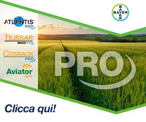 Per i cerealicoltori, la nuova linea PRO di Bayer