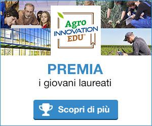 AgroInnovation Award: premio per tesi di laurea in agraria