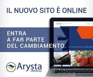 È online il nuovo sito Arysta
