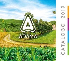 Il catalogo ADAMA 2019 è arrivato