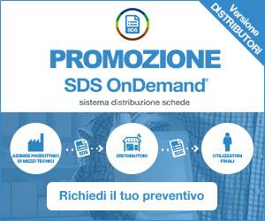 Gestione schede di sicurezza: risparmia con SDS OnDemand®