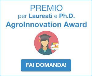 Premio AgroInnovation Award: ultimo mese per fare domanda