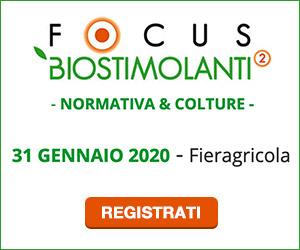 Focus Biostimolanti 2: svelata la quarta coltura