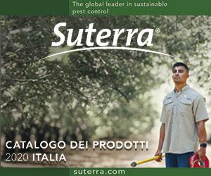 Suterra: novità per vite e pomacee