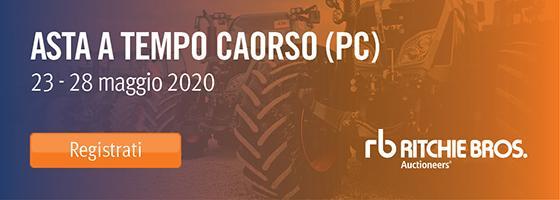 Acquista online macchinari agricoli! 23-28 maggio