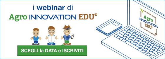 A scuola di Agricoltura 4.0 con AgroInnovation EDU