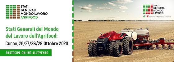 A Cuneo pronti gli Stati generali mondo lavoro Agrifood