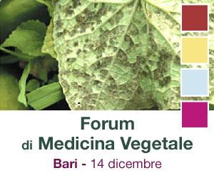 22° Forum di medicina vegetale