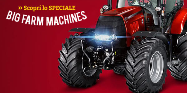 Big Farm Machines