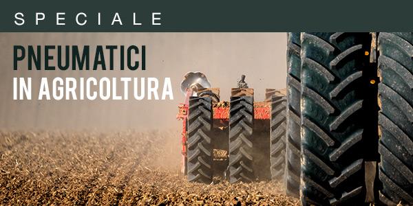 Pneumatici in agricoltura