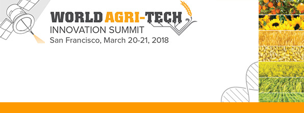 World Agri-Tech 2018