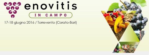 Enovitis in campo, Corato (BA) 17-18 giugno 2016